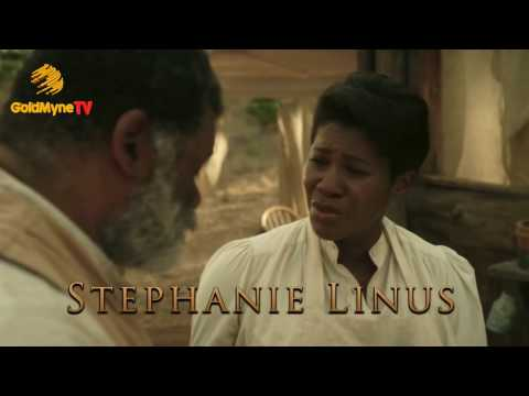 ACTRESS, STEPHANIE LINUS, PLAYS A SLAVE IN NEW HOLLYWOOD MOVIE, 'BOONVILLE REDEMPTION'