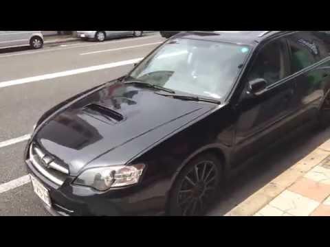 Бонус: JDMная Subaru Legacy Wagon 4-го поколения [BMIRussian]