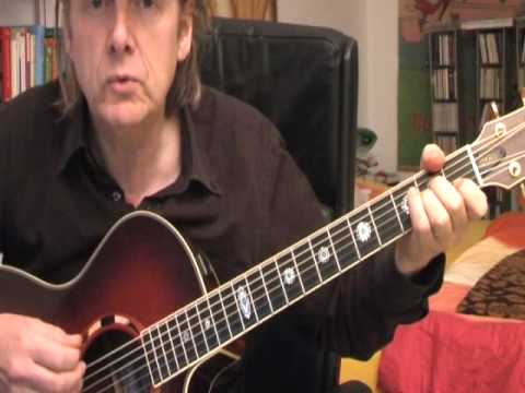 You´re Beautiful James Blunt Guitar Lesson by Siggi Mertens