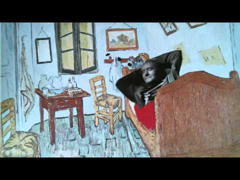 Vincent Van Goghs Bedroom In Arles | Xrstudio