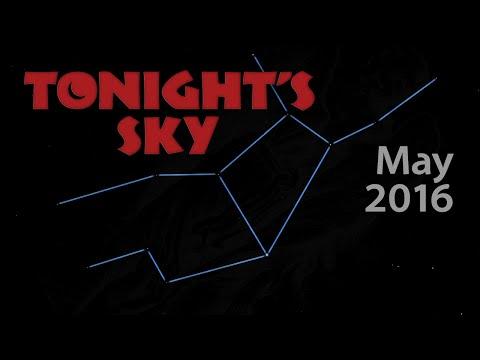 Tonight's Sky: May 2016