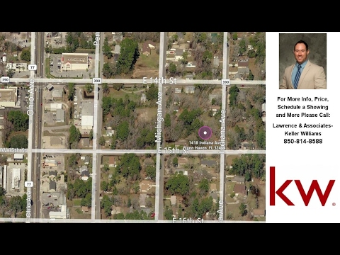 1418 Indiana Avenue, Lynn Haven, FL Presented by Lawrence & Associates-.