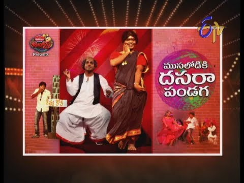 Jabardasth - 22nd August 2013 - జబర్దస్త్ - Full Episode