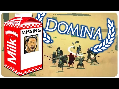 Domina Game - The Champion Gladiator Escapes, Fall Of Rome! | Domina Gameplay