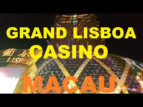 The Grand Lisboa Casino In Macau China 2016