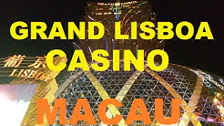 The Grand Lisboa Casino In Macau China 2016