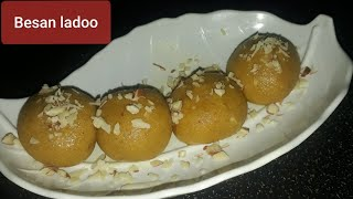 Besan ladoo | बेसन के लड्डू  |Ganesh ChaturthiSpecial|Quick and easy Besan ladoo |Festival special|