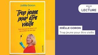 Envie de lecture – Emission de mars 2021. Rencontre avec Joelle Goron