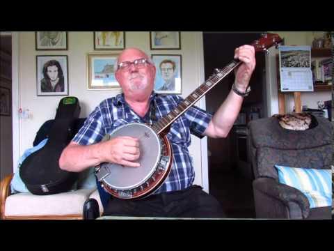 5-string Banjo: Roll In My Sweet Baby