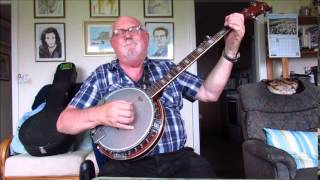 5-string Banjo: Roll In My Sweet Baby