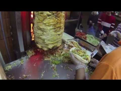 Saudi Arabia STREETFOOD Alkhobar STREET FOOD Scene gopro film
