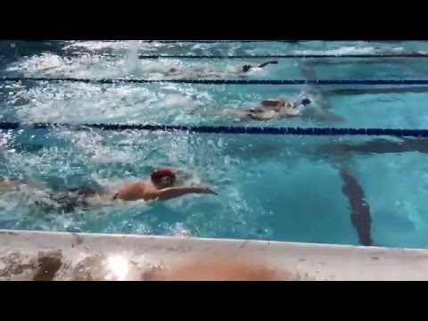 Vancouver Super Fast girls swimming