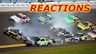 2011 Daytona 500 Reactions