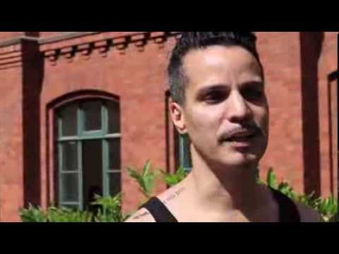 Hector Xtravaganza And Aus Ultra Omni At Berlin Voguing Out 2012
