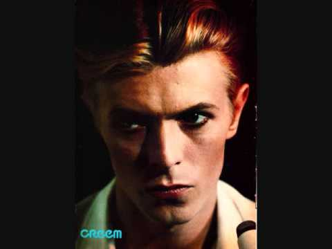 "David Bowie ""John, I'm Only Dancing (Again)"""