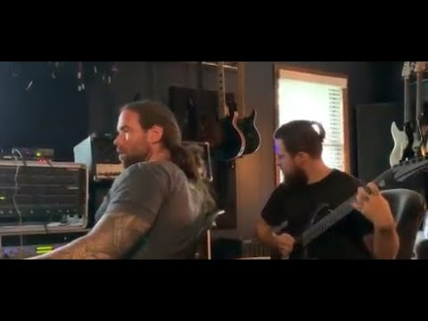 Whitechapel post clip from studio for new album #8 + The Valley shorts back in stock!