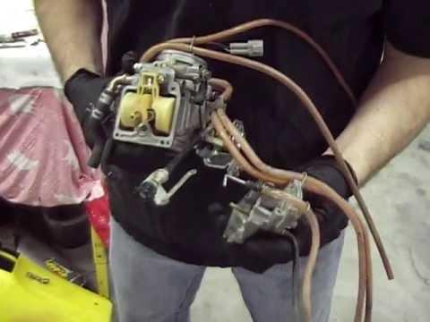 EveRide DRZ 400 Extreme Makeover Episode 13 - Carburetor Mods