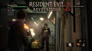 Resident Evil Revelations 2 (Switch) Review (Video Game Video Review)