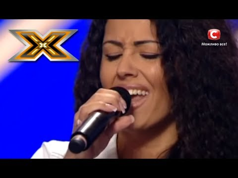Pink -Try (cover version) - The X Factor - TOP 100
