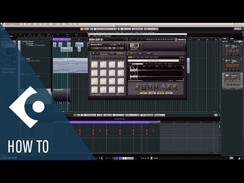 How to Program Beats in Cubase AI | Getting Started with Cubase