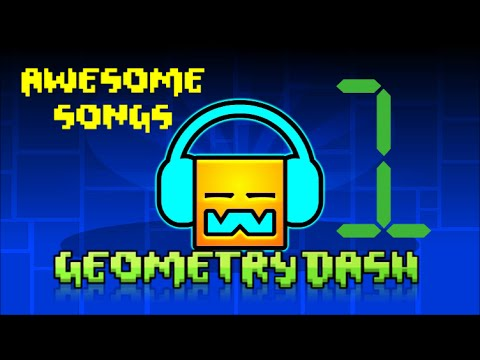 Top 5 | Awesome Songs in GD #1