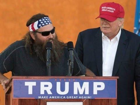 Donald Trump Campaign Rally at Oklahoma State Fair (9/25/2015)