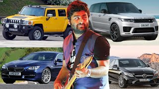 Arijit Singh Car Collection and Net Worth 2021