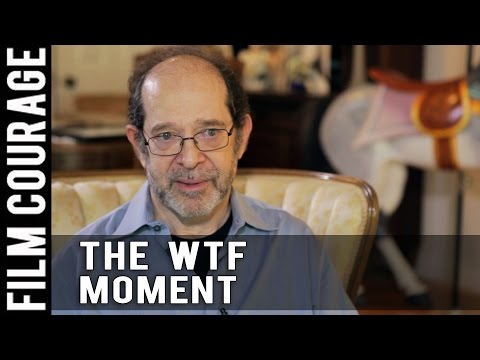 The WTF Moment In A Comedy Screenplay by Steve Kaplan