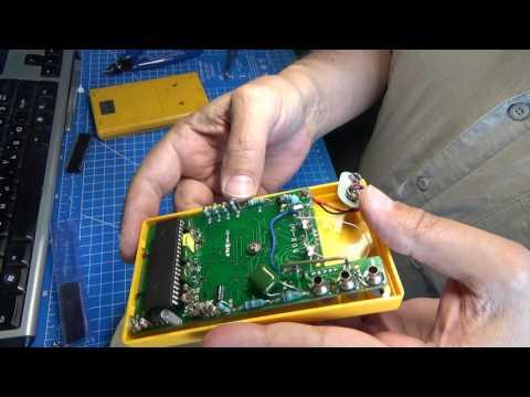 ICl7106 -  ремонт мультиметра