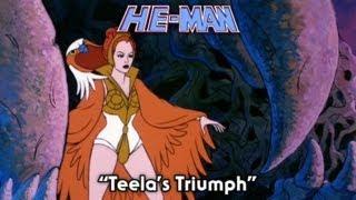 He Man - Teela's Triumph - FULL episode