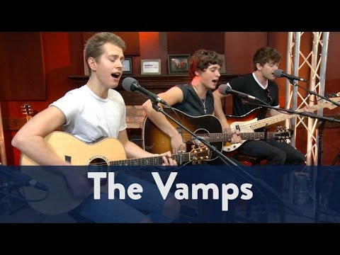 The Vamps - Wake Up (Acoustic) | KiddNation