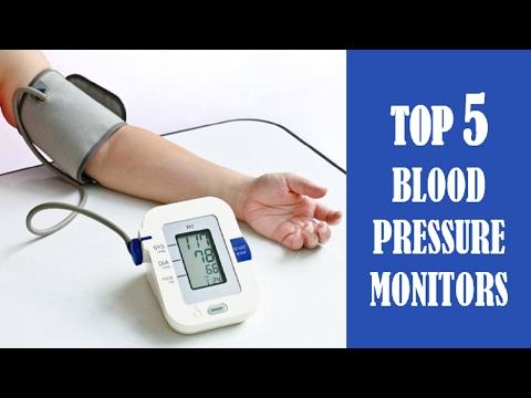 Top 5 Blood Pressure Monitors 2017 | Top 5 Blood Pressure Monitors Reviews