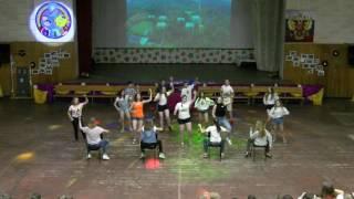 """Танец """"Пульсом Бьет Бит"""" - 2 отряд"""