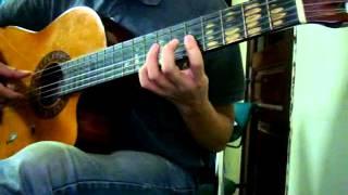 Người tình mùa đông - Guitar solo