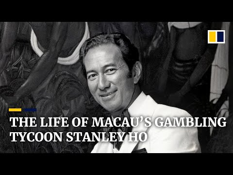 The life of Macau's gambling tycoon Stanley Ho