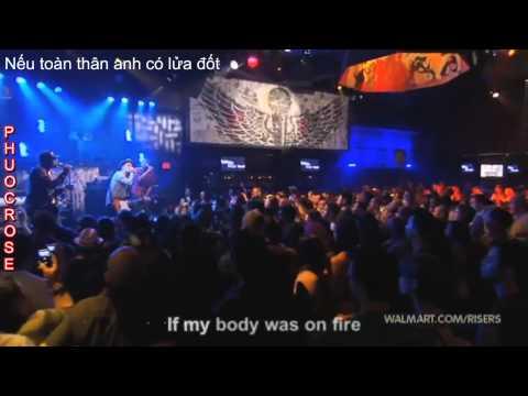 [VIETSUB] Bruno Mars - Grenade (live) [HD]