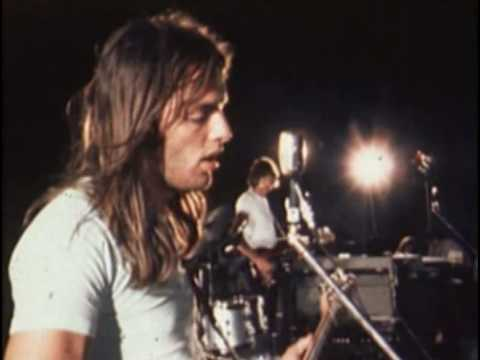 Pink Floyd live in Saint Tropez,1970 - part 1