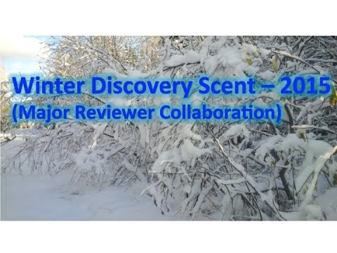 Winter Discovery Scent (major reviewer collab)