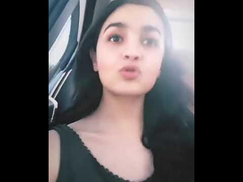 Alia bhat hot kissing in car thumbnail