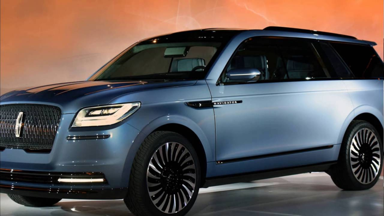 2017 2018 Lincoln Navigator Review Release Date Price Specs