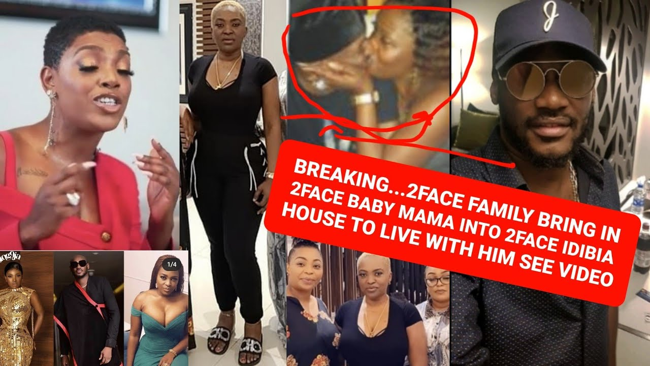 Download BREAKING...2FACE FAMILY BRING IN 2FACE BABY MAMA INTO 2FACE IDIBIA HOUSE TO LIVE WITH HIM SEE VIDEO