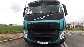 Prezentacja Volvo FE Euro 6