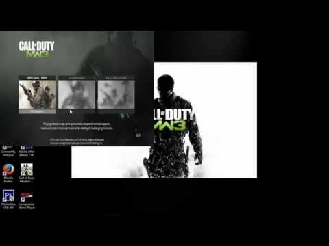 Call of Duty Modern Warfare 3 Couldnt load image xp Fix [720p] with Download Link