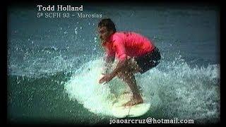 ◙ Todd Holland ◙ 5º SCFH 93 ◙ by joaoarcruz ◙