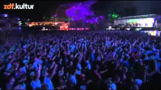 K.I.Z. - So alt (ZDF Kultur // live @Splash 2011)