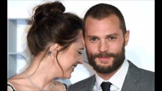 damie dakota johnson and jamie dornan my valentine