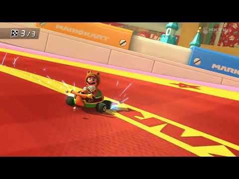 Mario Kart 8 - Racing with HACKER*3