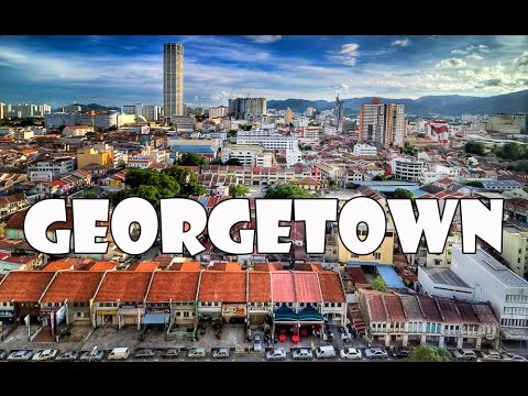 PASAPORTE A MALASIA! Capítulo 4: Georgetown