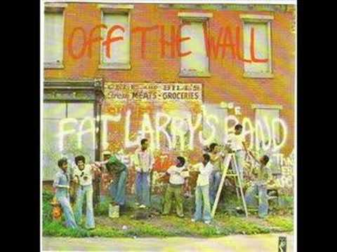 "Fat Larry's Band   ""Sparkle"""