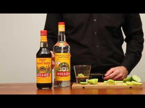 Download Astuce Cocktail – Le rituel Ti'Punch et la technique du « pressé lâché Images